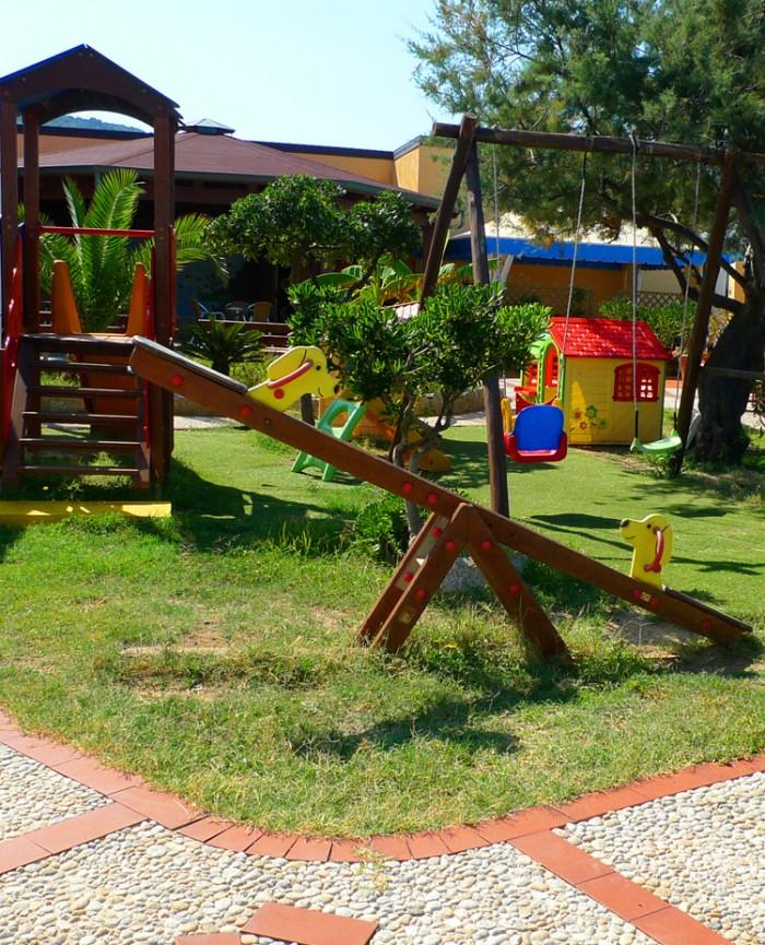 area giochi ilturistico